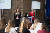 NEW YORK, New York - Saturday, March 9, 2019: The 2019 She Believes Summit presented by Deloitte at Nike New York Headquarters in New York City.