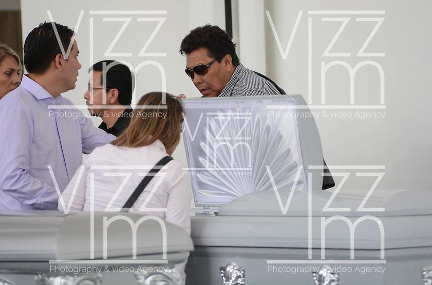 MEDELLIN-COLOMBIA- 30-11-2016. Las victimas del equipo Chapecoense fueron transladas de la funeraria San Vicente a sus paises de origen . Photo:VizzorImage / León Monsalve / Contribuidor