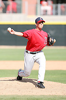 Nick Pugliese, Los Angeles Angels 2010 minor league spring training..Photo by:  Bill Mitchell/Four Seam Images.