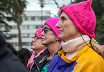 Womens March On Sacramento -- California State Capitol -- January 21, 2017