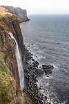 Kilt Rock Waterfall, Isle of Skye, Scotland