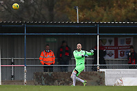 Rob Tolfrey of Kingstonian during Kingstonian vs Lewes, BetVictor League Premier Division Football at King George's Field on 16th November 2019