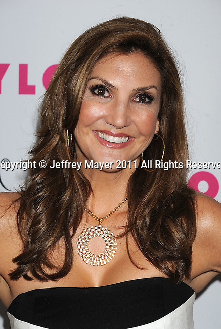 HOLLYWOOD, CA - MARCH 24: Heather McDonald arrives at NYLON Magazine's 12th Anniversary Issue Party With The Cast of Sucker Punch at Tru Hollywood on March 24, 2011 in Hollywood, California.