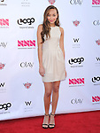 Ashley Madekwe at Logo's New Now Next Awards held at Avalon in Hollywood, California on April 05,2012                                                                               © 2012 Hollywood Press Agency