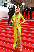 Irina Shayk attends ''The Search' 1ere - 67th Annual Cannes Film Festival - France