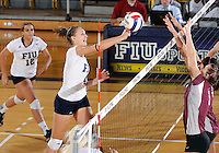 FIU Volleyball v. UALR (9/21/12)