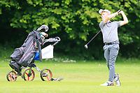 Darragh McGrath (Athlone) during the Connacht U14 Boys Amateur Open, Ballinasloe Golf Club, Ballinasloe, Galway,  Ireland. 10/07/2019<br /> Picture: Golffile | Fran Caffrey<br /> <br /> <br /> All photo usage must carry mandatory copyright credit (© Golffile | Fran Caffrey)