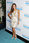WEST HOLLYWOOD, CA- SEPTEMBER 12: TV personality Katie Cleary attends Mercy For Animals 15th Anniversary Gala at The London on September 12, 2014 in West Hollywood, California.