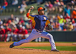 7 March 2013: Houston Astros pitcher Chia-Jen Lo on the mound during a Spring Training game against the Washington Nationals at Osceola County Stadium in Kissimmee, Florida. The Astros defeated the Nationals 4-2 in Grapefruit League play. Mandatory Credit: Ed Wolfstein Photo *** RAW (NEF) Image File Available ***