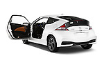 Car images of 2016 Honda CRZ EX 3 Door Hatchback Doors