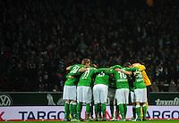 FUSSBALL   1. BUNDESLIGA    SAISON 2012/2013    14. Spieltag   SV Werder Bremen - Bayer 04 Leverkusen                28.11.2012 Spielerkreis SV Werder Bremen