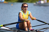 Race: 68  W.1x (Band 2)  Rep 1<br /> <br /> Peterborough Summer Regatta 2018 - Saturday<br /> <br /> To purchase this photo, or to see pricing information for Prints and Downloads, click the blue 'Add to Cart' button at the top-right of the page.