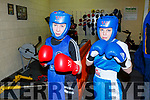 Attending the Tralee Boxing Club annual tournament in the club on Sunday.<br /> Arianna Ustilate and Michealla Quinlan from Tipperary Attending the Tralee Boxing Club annual tournament in the club on Sunday.