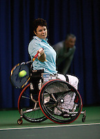 17-11-06,Amsterdam, Tennis, Wheelchair Masters, Sharon Walraven