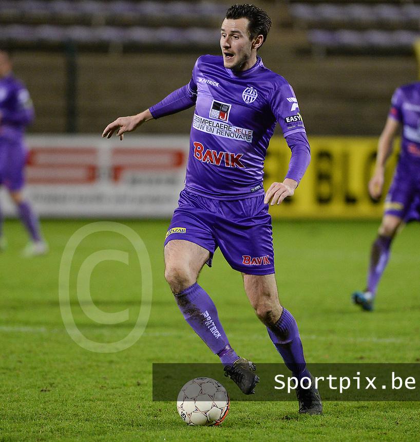 SW Harelbeke : Jens Noppe <br /> Foto VDB / Bart Vandenbroucke