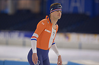 SCHAATSEN: HEERENVEEN: 15-12-2018, ISU World Cup, Sven Kramer (NED), training, ©foto Martin de Jong