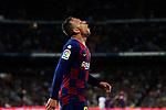 FC Barcelona's midfield Arthur Melo reacts during La Liga match. Mar 01, 2020. (ALTERPHOTOS/Manu R.B.)