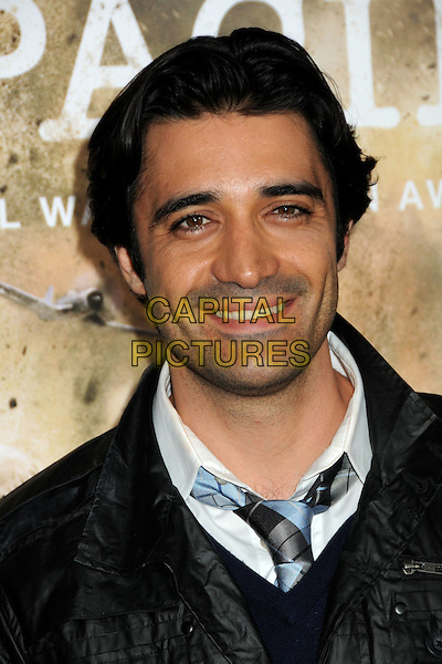 "GILLES MARINI.HBO's ""The Pacific"" Mini-Series Premiere held at Grauman's Chinese Theatre, Hollywood, California, USA..February 24th, 2010.headshot portrait facial hair stubble black .CAP/ADM/BP.©Byron Purvis/AdMedia/Capital Pictures."