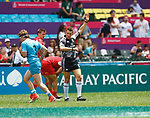 Craig Evans, Day 1 at Hong Kong Stadium, HSBC World Rugby Sevens Series, Hong Kong Sevens 2019 - Photo Martin Seras Lima