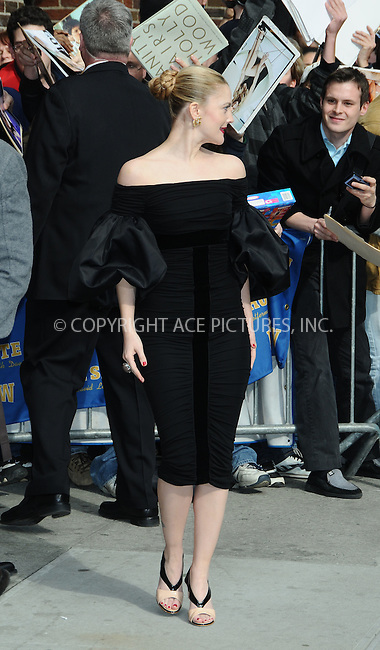 WWW.ACEPIXS.COM . . . . .  ....April 15 2009, New York City....Actress Drew Barrymore made an appearance at the 'Late Show with David Letterman' at the Ed Sullivan Theatre on April 15 2009 in New York City....Please byline: AJ SOKALNER- ACE PICTURES.... *** ***..Ace Pictures, Inc:  ..tel: (212) 243 8787 or (646) 769 0430..e-mail: info@acepixs.com..web: http://www.acepixs.com
