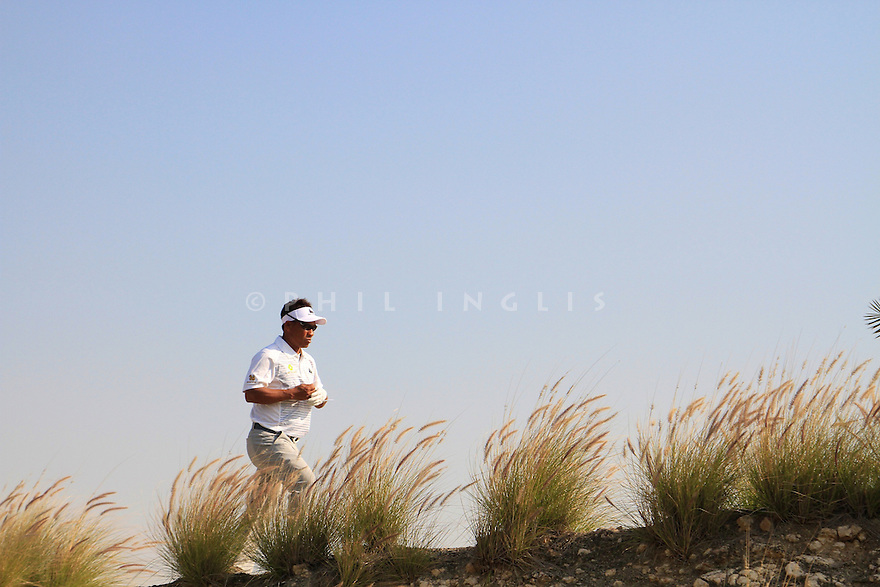 Thongchai Jaidee (THA) Commercial Bank Qatar Masters 2014 (Picture Credit / Phil Inglis)