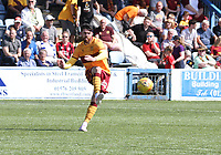 Liam Donnelly in the SPFL Betfred League Cup group match between Queen of the South and Motherwell at Palmerston Park, Dumfries on 13.7.19.