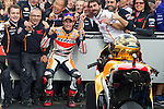GP Comunitat Valenciana during the moto world championship in Cheste, Valencia<br /> Races MotoGP<br /> marc marquez<br /> PHOTOCALL3000
