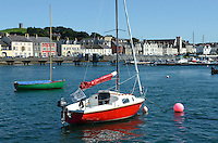 Portaferry, Co Down, N Ireland, UK, port, harbour, marina, 201208180544..Copyright Image from Victor Patterson, 54 Dorchester Park, Belfast, UK, BT9 6RJ..Tel: +44 28 9066 1296.Mob: +44 7802 353836.Voicemail +44 20 8816 7153.Skype: victorpattersonbelfast.Email: victorpatterson@me.com.Email: victorpatterson@ireland.com (back-up)..IMPORTANT: If you wish to use this image or any other of my images please go to www.victorpatterson.com and click on the Terms & Conditions. Then contact me by email or phone with the reference number(s) of the image(s) concerned.