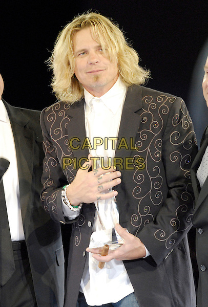 JEFFREY STEELE.BMI Country Awards 2007 held at BMI Headquarters, Nashville, Tennessee, USA, 06 November 2007..half length  .CAP/ADM/LF.©Laura Farr/AdMedia/Capital Pictures.