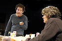 Landscape With Weapon  by Joe Penhall Directed by Roger Michell With Tom Hollander as Ned, Julian Rhind-Tutt as Dan. Opens at the Cottesloe Theatre  on 5/4/07.   CREDIT Geraint Lewis