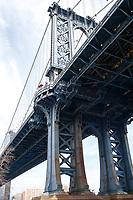 NOVA YORK, EUA, 14.03.2019 - NEW YORK-EUA - Vista da Ponte Manhattan em Nova York nos Estados Unidos. (Foto: Vanessa Carvalho/ Brazil Photo Press)