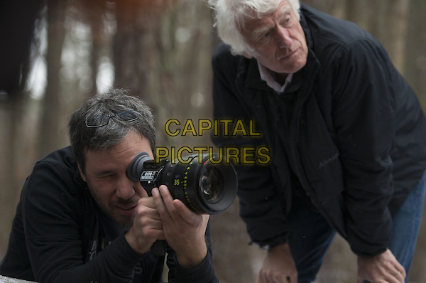 Denis Villeneuve (Director)<br /> on the set of Prisoners (2013) <br /> *Filmstill - Editorial Use Only*<br /> CAP/NFS<br /> Image supplied by Capital Pictures