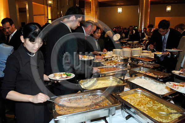 BERLIN - GERMANY 24. 10. 2006 -- German Foreign Correspondents' Association's (VAP) 100th anniversary in Berlin -- PHOTO: GORM K. GAARE / EUP- IMAGES ...
