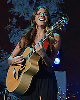WEST PALM BEACH - AUGUST 15:  Christina Perri performs at the Cruzan Amphitheatre on August 15, 2012 in West Palm Beach, Florida. © mpi04/MediaPunch Inc