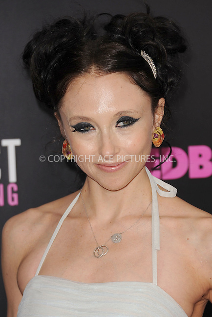 WWW.ACEPIXS.COM . . . . . .May 8, 2012...New York City....Stacey Bendet attending the 'What To Expect When You're Expecting' New York Screening at AMC Lincoln Square Theater on May 8, 2012  in New York City ....Please byline: KRISTIN CALLAHAN - ACEPIXS.COM.. . . . . . ..Ace Pictures, Inc: ..tel: (212) 243 8787 or (646) 769 0430..e-mail: info@acepixs.com..web: http://www.acepixs.com .