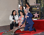 Lucy Liu Honored With Star On The Hollywood Walk Of Fame on May 01, 2019 in Hollywood, California.<br /> a_Lucy Liu 024 Rhea Perlman, Demi Moore