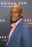 "Kenny Leon attends the Cast photo call for the New Broadway Play ""American Son"" on September 14, 2018 at the New 42nd Street Studios in New York City."