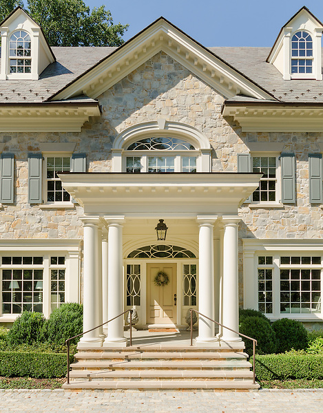 Shaw Exteriors Front