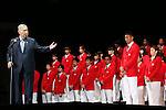 (L-R) Yoshiro Mori, Japan Delegation (JPN), JULY 3, 2016 : Japan National Team Send-off Party for Rio Olympic Games 2016 at 1st Yoyogi Gymnasium, Tokyo, Japan. <br /> (Photo by Sho Tamura/AFLO SPORT)