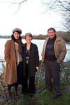 The Walsh Family, at the Slaney River, Christmas 2012