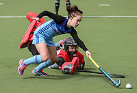 Canterbury v Northland Women. National Hockey League Day One action, National Hockey Stadium, Wellington, New Zealand. Sunday 16 September 2018. Photo: Simon Watts/www.bwmedia.co.nz/Hockey NZ