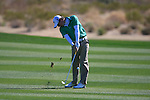 Rory McIlroy (N.IRL) in action on the 2nd hole during Day 2 of the Accenture Match Play Championship from The Ritz-Carlton Golf Club, Dove Mountain. (Photo Eoin Clarke/Golffile 2011)
