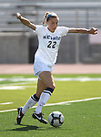 Nevada's Lauren Braman competes against UNLV during a soccer game in Reno, Nev., on Sunday, Sept. 3, 2011..Photo by Cathleen Allison