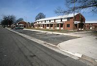 1994 February ..Assisted Housing..Moton Circle..MODERNIZATION.PARKING PADS ON CARY STREET...NEG#.NRHA#..