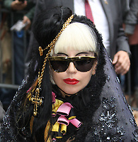 Lady Gaga, 2011, Photo By John Barrett/PHOTOlink
