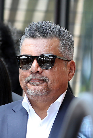 HOLLYWOOD, CA - JULY 11: George Lopez, at Niecy Nash Honored With Star On The Hollywood Walk Of Fame in Hollywood, California on July 11, 2018. Credit: Faye Sadou/MediaPunch