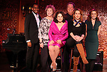 Press Preview featuring Daniel Breaker, Pamela Myers, Tovah Feldshuh, Eric Michael Gillett, Molly Ringwald & Andrea McArdle at 54 Below in New York City on 1/15/2013