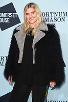 Tiger Lily Taylor<br /> arriving for the Skate at Somerset House 2017 opening, London<br /> <br /> <br /> ©Ash Knotek  D3351  14/11/2017