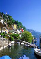CHE, Schweiz, Tessin, Porto Ronco am Lago Maggiore | CHE, Switzerland, Ticino, Porto Ronco at Lago Maggiore