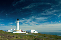 Mull of Galloway and the Mull of Galloway lighthouse, Galloway
